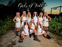 Girls of Fall 2016