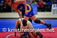 Boswell Womans Wrestling District 2013